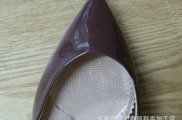 无毒硅胶 舒适 柔软 前跟贴 脚瘦的MM必备,船型鞋浅口鞋专用