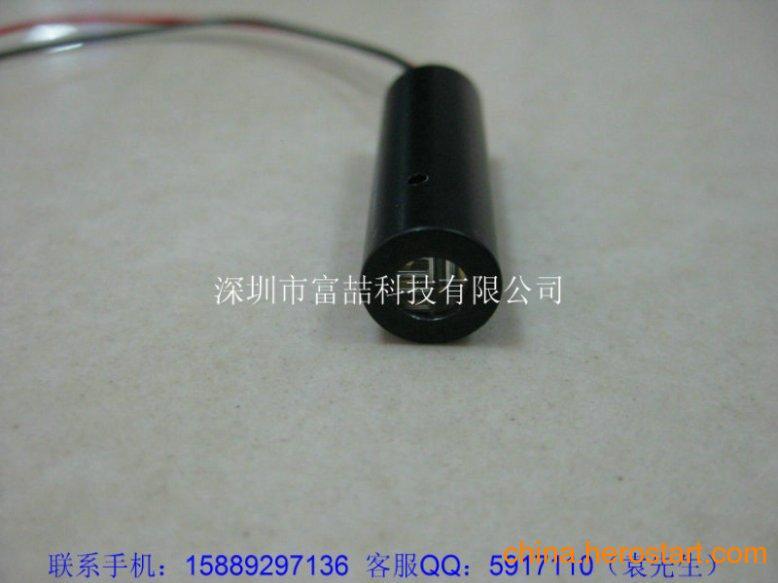 供应850nm平面激光器 850nm扇形面镭射头 40mw多点触摸一字线灯 整套