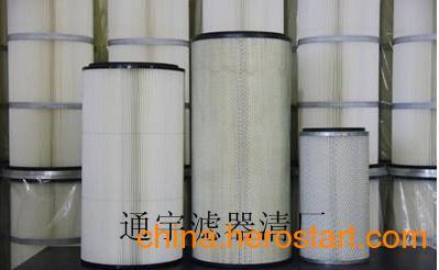 供应工业用滤芯式除尘器