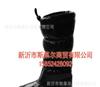 批发供应高贵气质显瘦腿高筒漆皮 雪地靴-黑色(4个颜色)