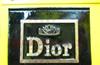 鳄鱼JEANS镶钻标牌 DIOR皇冠皮标 喷漆皮牌