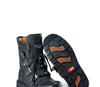 【和美鸟】正品男士短筒靴欧美时尚新款坡跟平底牛仔靴奇士靴8858