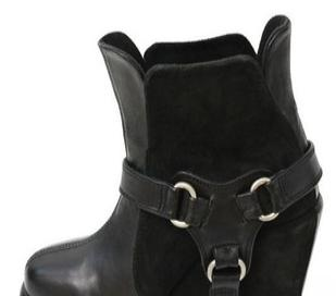 大MAN同款 Maurie and Eve 机车靴 马丁靴 冬季短靴 批发女靴