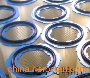 供应快拆式滤芯工业除尘器