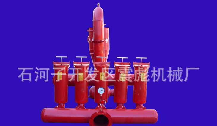8GLW-270离心加网式农业滴灌用过滤器