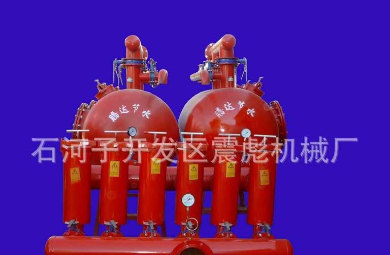 8GSW-270沙石加网式农业滴灌用过滤器