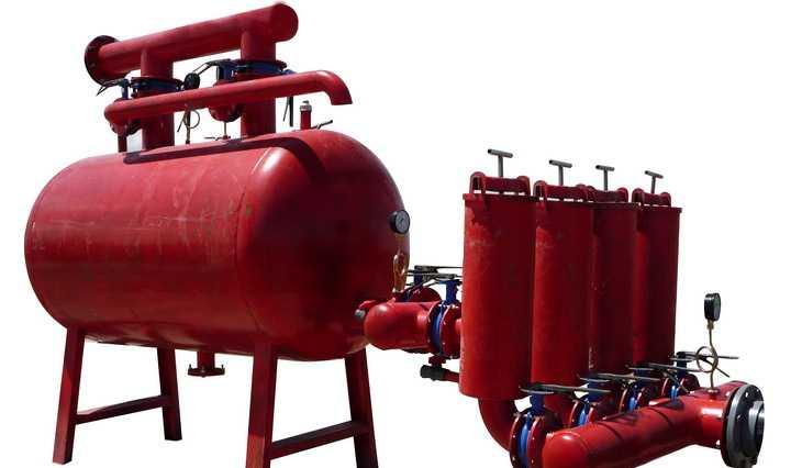 8GSW-200沙石加网式农业滴灌用过滤器