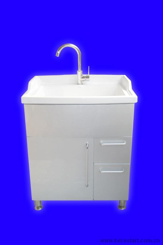 多功能浴室洗衣柜