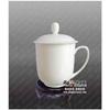 供应会议纪念品 周年庆典礼品 景德镇骨质瓷陶瓷茶杯定做