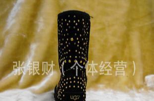 厂家直销正品2011新款3042中筒雪地靴 冬季女子保暖靴