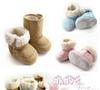 2011新款 秋冬婴儿鞋子 男童靴 儿童 宝宝 雪地靴 童鞋 软底靴
