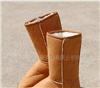 恩彩雪地靴 棉靴 靴子 保暖鞋 保暖靴 中筒靴 女靴 女鞋 鞋子-米