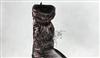 muggy牧奇 2012新款雪地靴  泡泡鞋   中筒 红黑斑纹