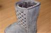 杭州斯柯达鞋业供应雪地靴 麂皮绒 羊羔毛 保暖 美观 价优