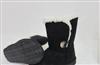 纽扣款雪地靴,简单不失雅致,美妙的撞色