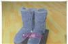 BEARPAW雪地靴/流苏中筒靴/5825款6800栗