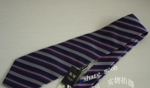 [艾利特]纳米真丝领带 男士正装领带 送朋友礼物 结婚用