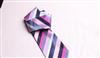 提花色织真丝领带 100%真丝  低价批发
