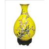 供应陶瓷器花瓶生产厂家 陶瓷器工艺品厂家 陶瓷家居摆件厂家 喜上眉梢