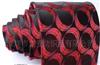 供应色织真丝领带/色织涤丝领带