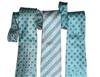 工厂专业定做 供应几何多色印花 提花领带