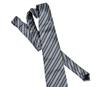 新款 商务正装 男士条纹领带 礼盒三件套 LD-01#