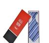 新款 商务正装 男士条纹领带 礼盒三件套 LD-19#