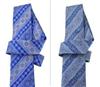 中国风 De Lisle 8.5cm 男士商务正装真丝领带 结婚 青花瓷系列