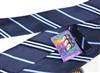 三变钱塘 真丝领带 商务正装 电脑色织提花韩版加长条纹领带 109