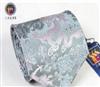 三变钱塘品牌 结婚正装领带 商务精品真丝织锦电脑色织中国龙领带