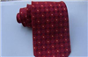 厂家大量直销优质纯棉点式领带
