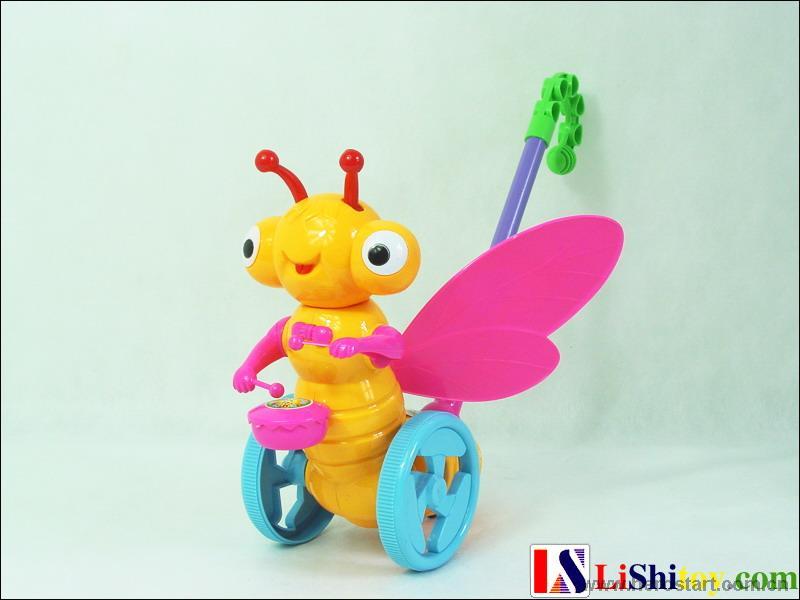 手推小蜻蜓