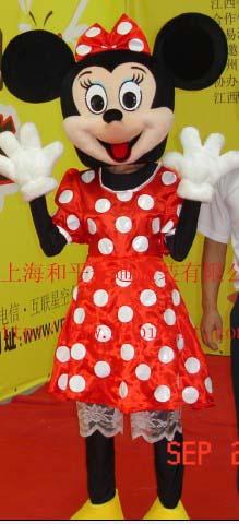 供应卡通服装HP101-米妮(国外版)