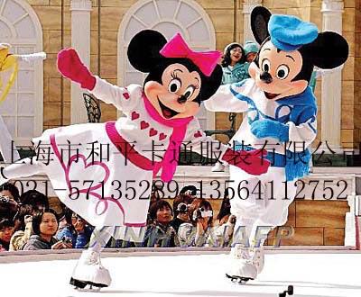 供应卡通服装HP109-米老鼠(表演版)