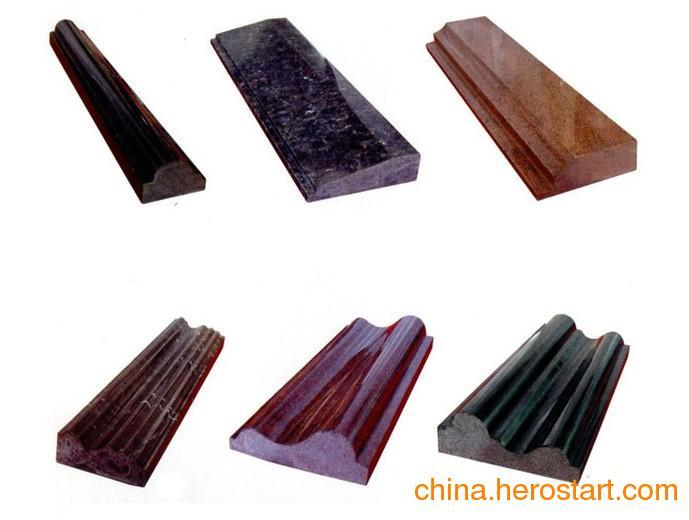 崇武厂家供应:异形石材线条,外墙干挂线条,装饰外墙线条