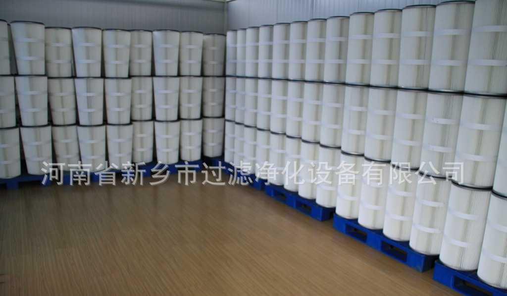 注册资金610万元厂家低价批量供应滤筒、可清洗空调过滤器滤筒