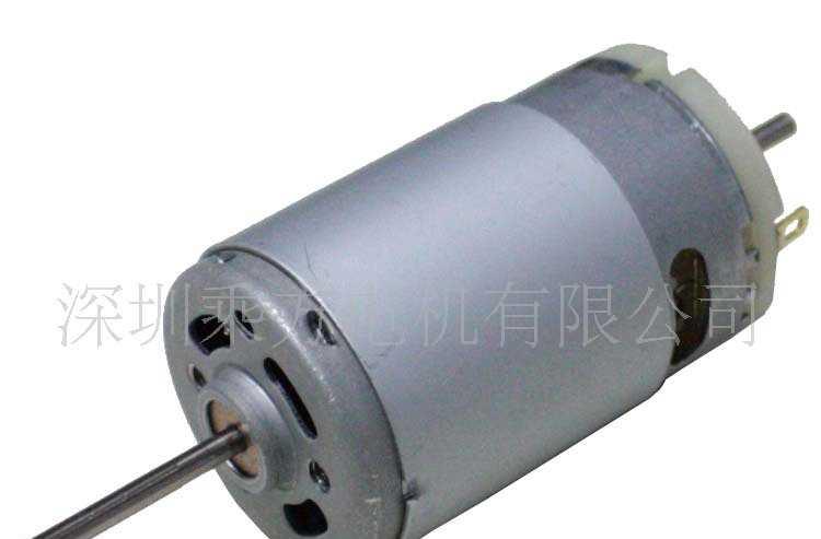 气泵马达,小汽车用直流电机,头枕调节电机rs-390