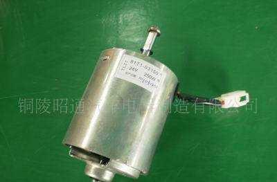 供应天龙汽车暖风电机 汽车暖风机 微型电机 电机