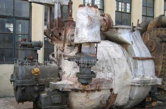 供应凝汽式6000KW汽轮机发电机组(图)