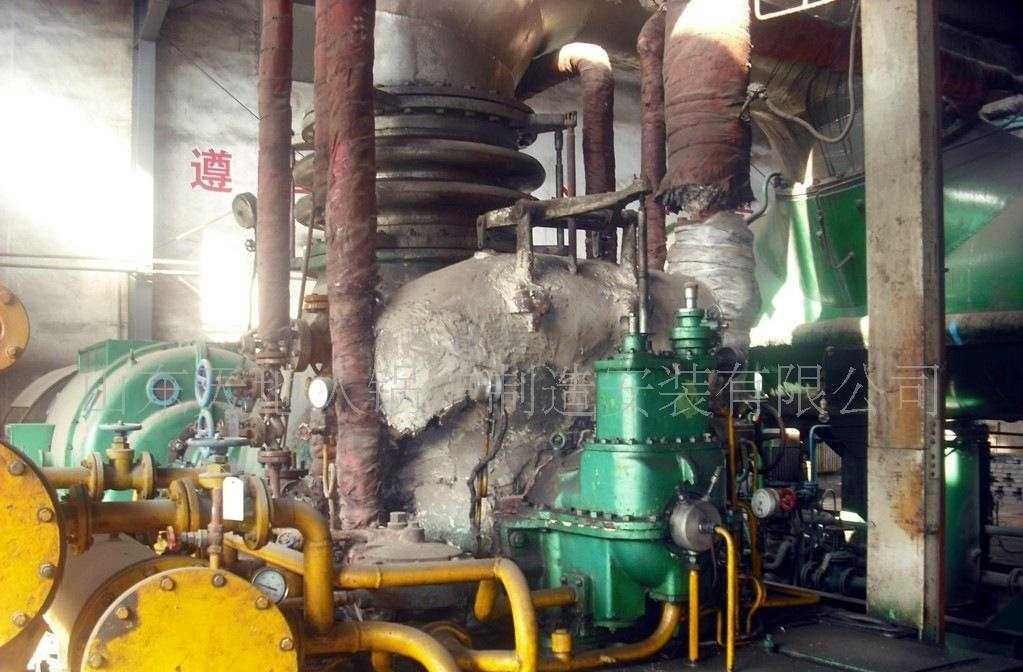 供应二手20吨发电锅炉配套发电机组(图)