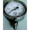 供应精密压力表|不锈钢压力表|YTF-100H