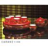 供应西安茶具订做 西安陶瓷茶具订购 西安茶具厂家