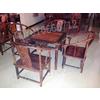 供应老挝大红酸枝休闲桌,交趾黄檀休闲桌,老红木休闲桌
