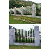 供应厦门园林铁艺围墙围栏护栏