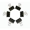 供应专业生产15mm长尾夹|黑色长尾夹