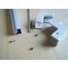 供应促销台配件、促销桌及展示台配件、铝合金促销台配件