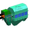 供应旋转筛分机 选择性破碎分选机 干法分选设备 排矸及除杂粒度:φ40-φ300