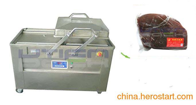 供应大肉块真空包装机DZ-600/2S