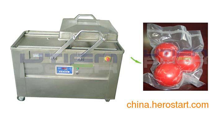 供应西红柿真空包装机DZ-600/2S