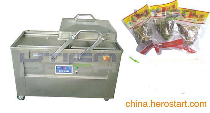供应粽子真空包装机DZ-600/2S